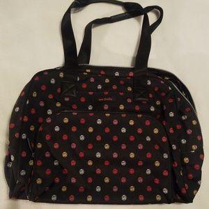 Vera Bradley Bags - Vera Bradley Go Anywhere Carry-On in Havana Dots